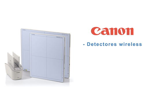 Portátil Canon CXDI-70C Wireless