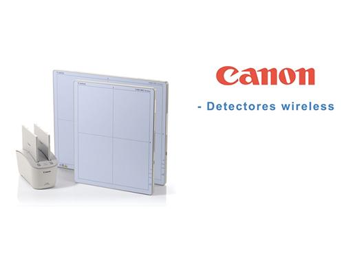 Portátil Canon CXDI-80C Wireless